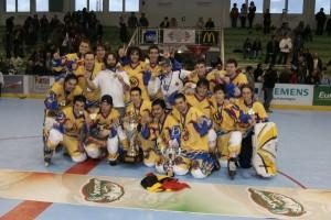 Campeones de Europa 2010
