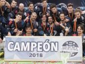 CPLV, campeón en 2018
