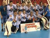 CPLV juvenil campeón