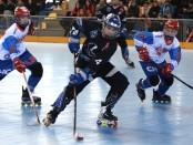 Las Rozas, 12-1-2020, Nuria Mongil Manso. Liga élite hockey patines línea LAS ROZAS contra CPLV.